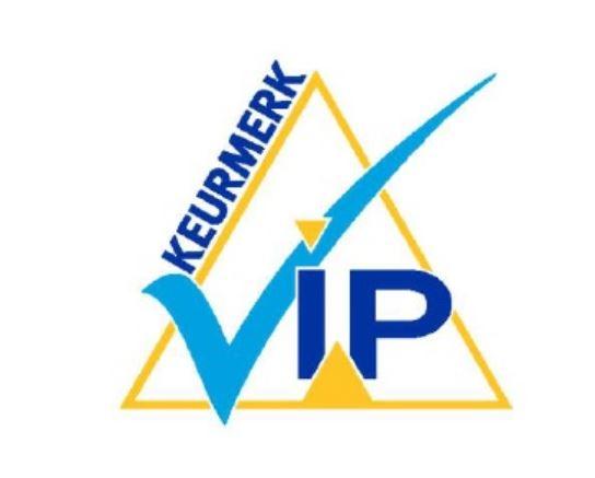 Logo VIP-keurmerk